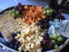 Assorted Cheeses & Crackers Platter